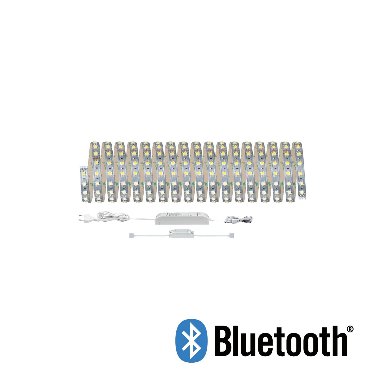 MaxLED 500 LED Strip Smart Home Bluetooth Tunable White 10m 47W 550lm/m Tunable White 80VA