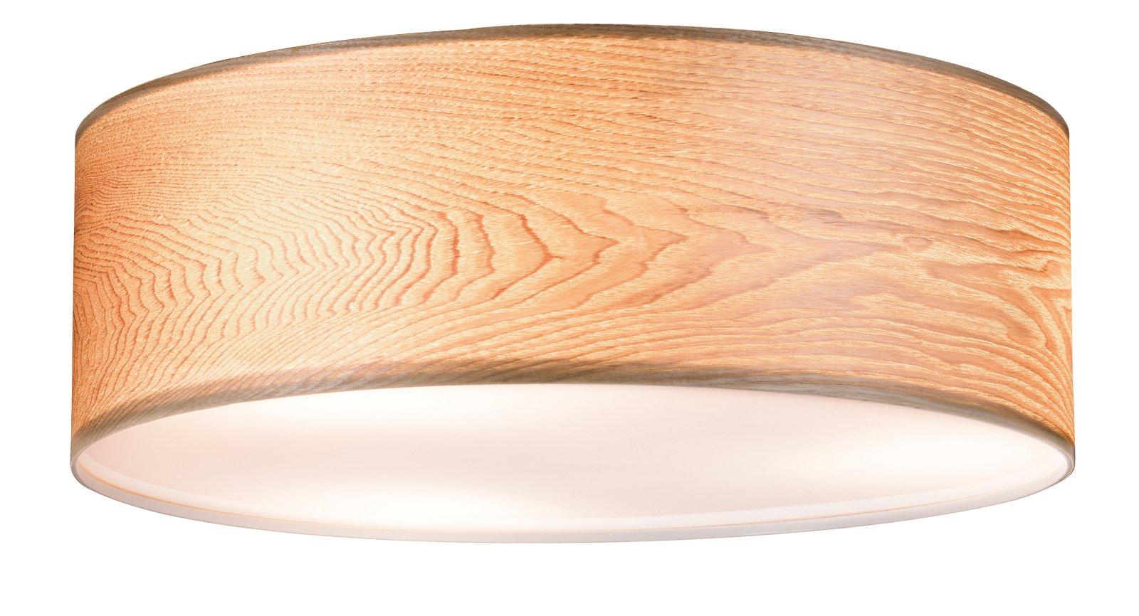 Neordic Deckenleuchte Liska E27 230V max. 3x20W Holz Holz/Metall