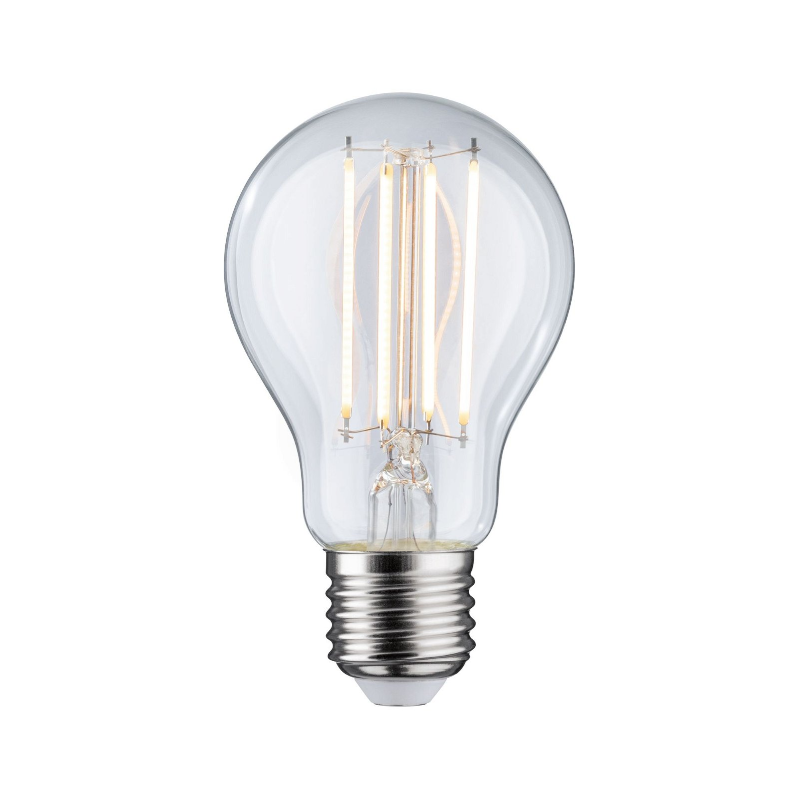 LED Birne Filament E27 230V 1055lm 9W 2700K Klar