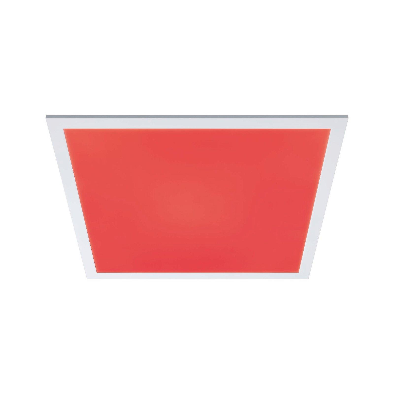 LED Panel Smart Home Zigbee Amaris eckig 595x595mm RGBW Weiß matt