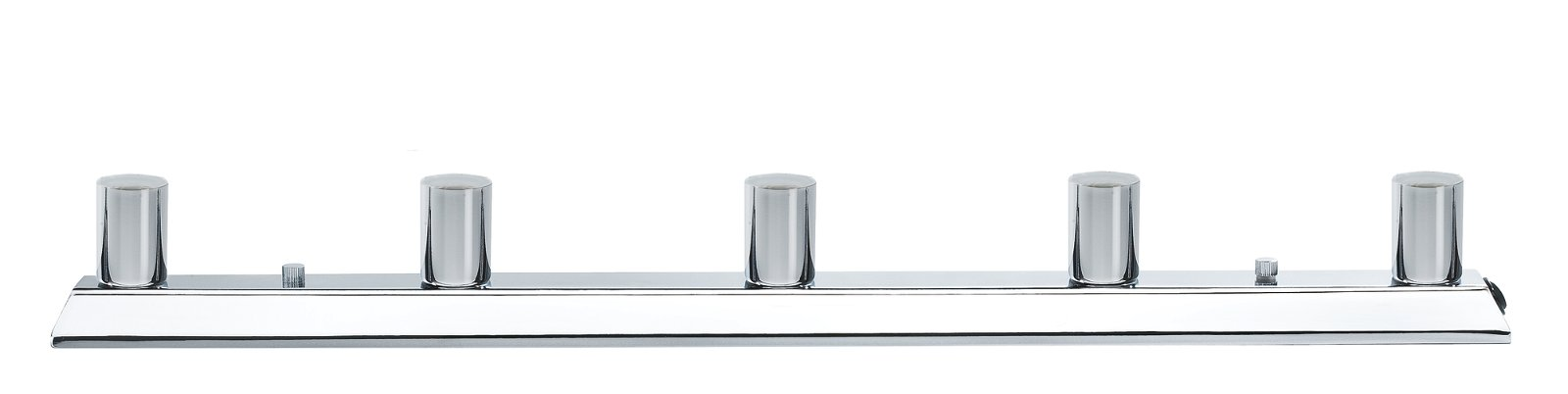LED-spiegellamp Mirror Regula E14 230V max. 5x40W Chroom