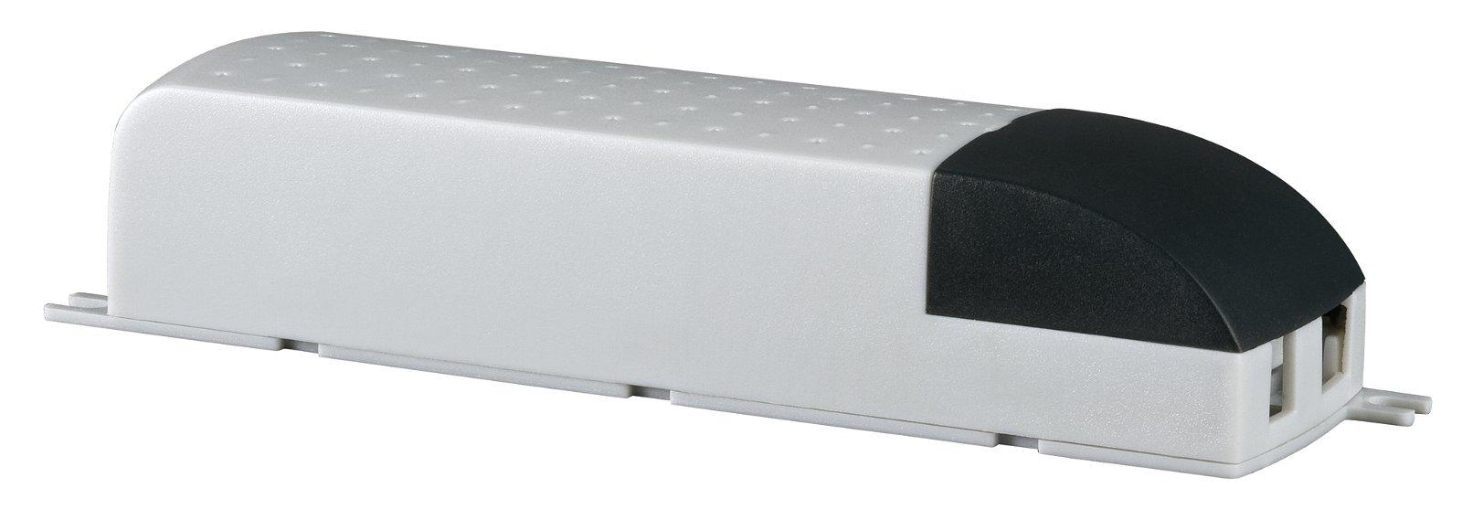 VDE Elektroniktrafo Mipro 230/12V 105VA Grau/Schwarz