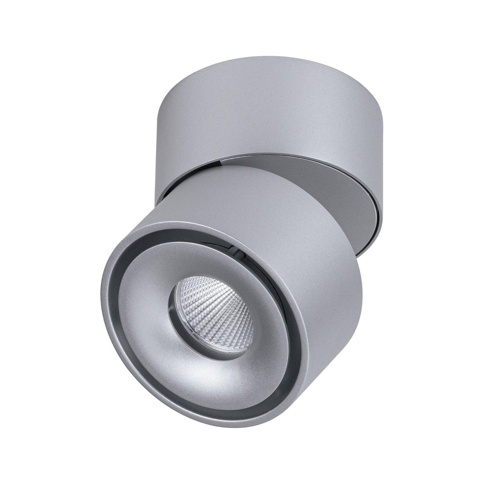 LED Deckenleuchte Spircle 78mm 8,0W 780lm 230V 3000K Chrom matt