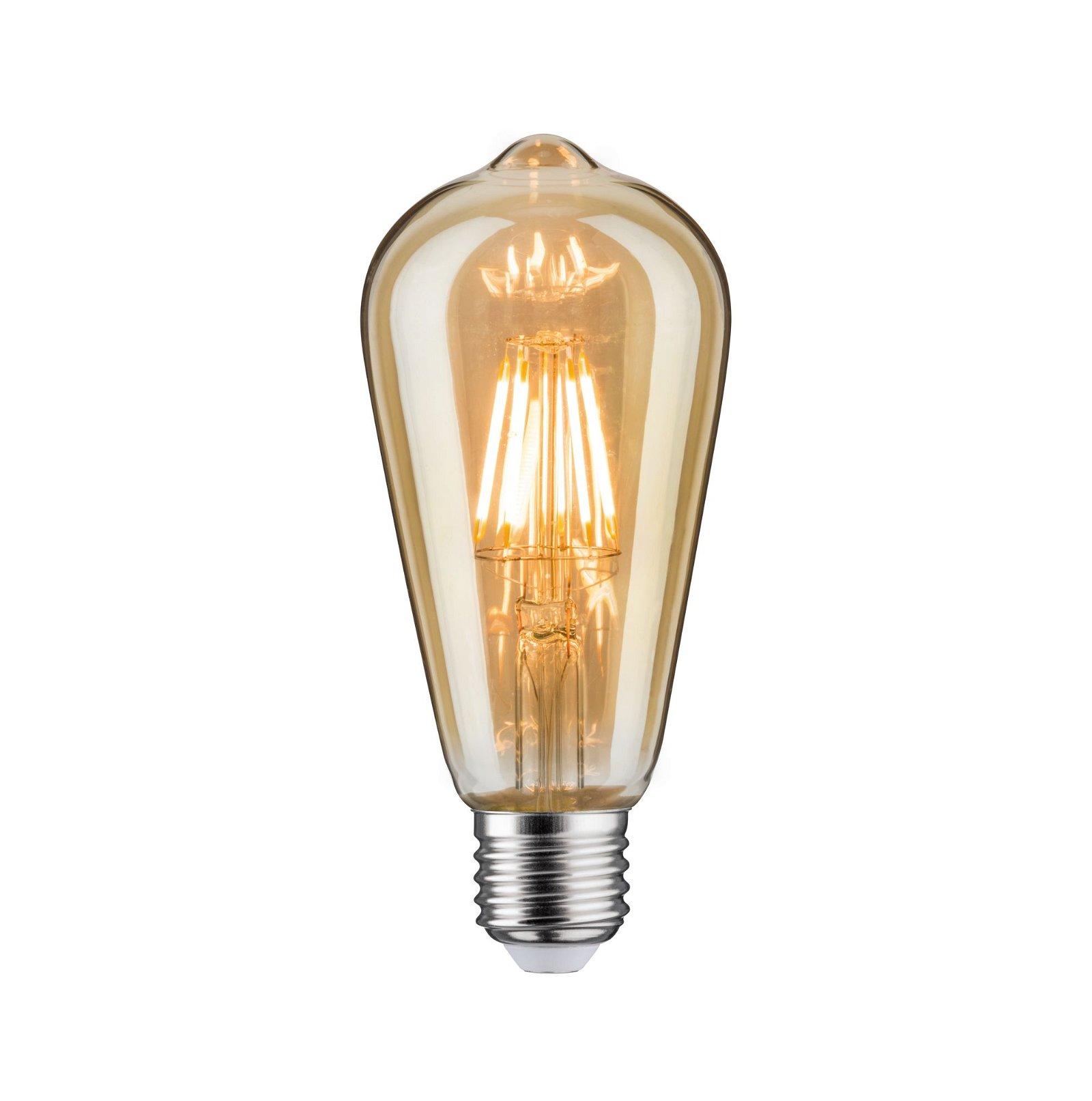 Vintage Edition LED Kolben E27 230V 680lm 6,5W 2500K Gold
