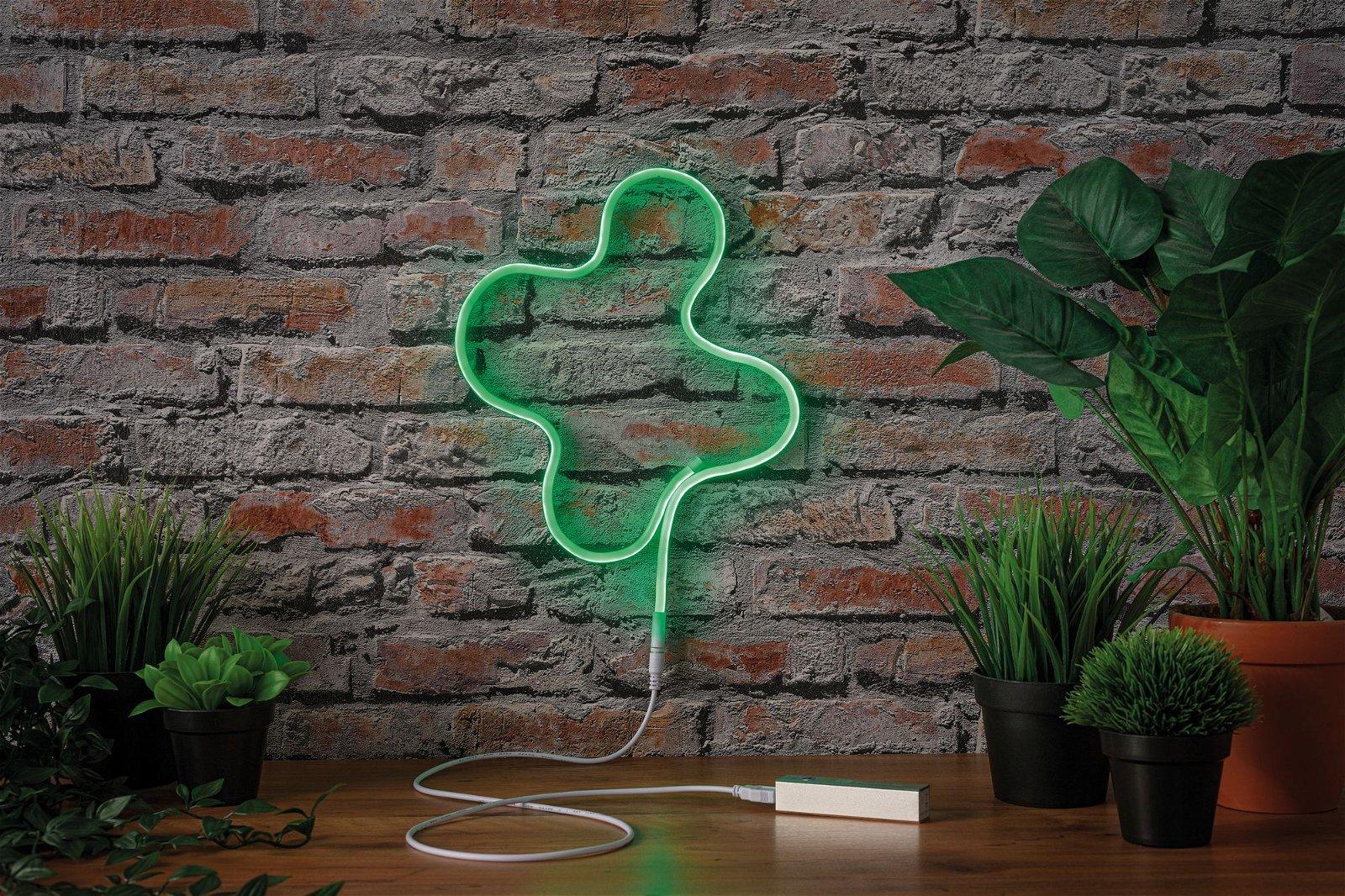 USB LED Strip Groen 1m 4,5W 10lm