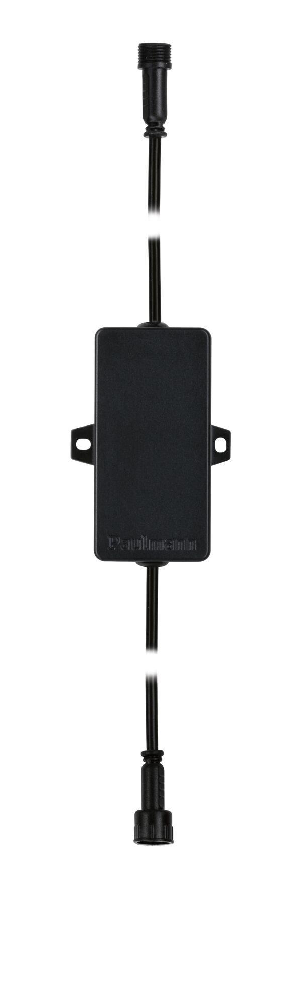 Park + Light Controller Smart Home Zigbee 12V max. 24W Zwart