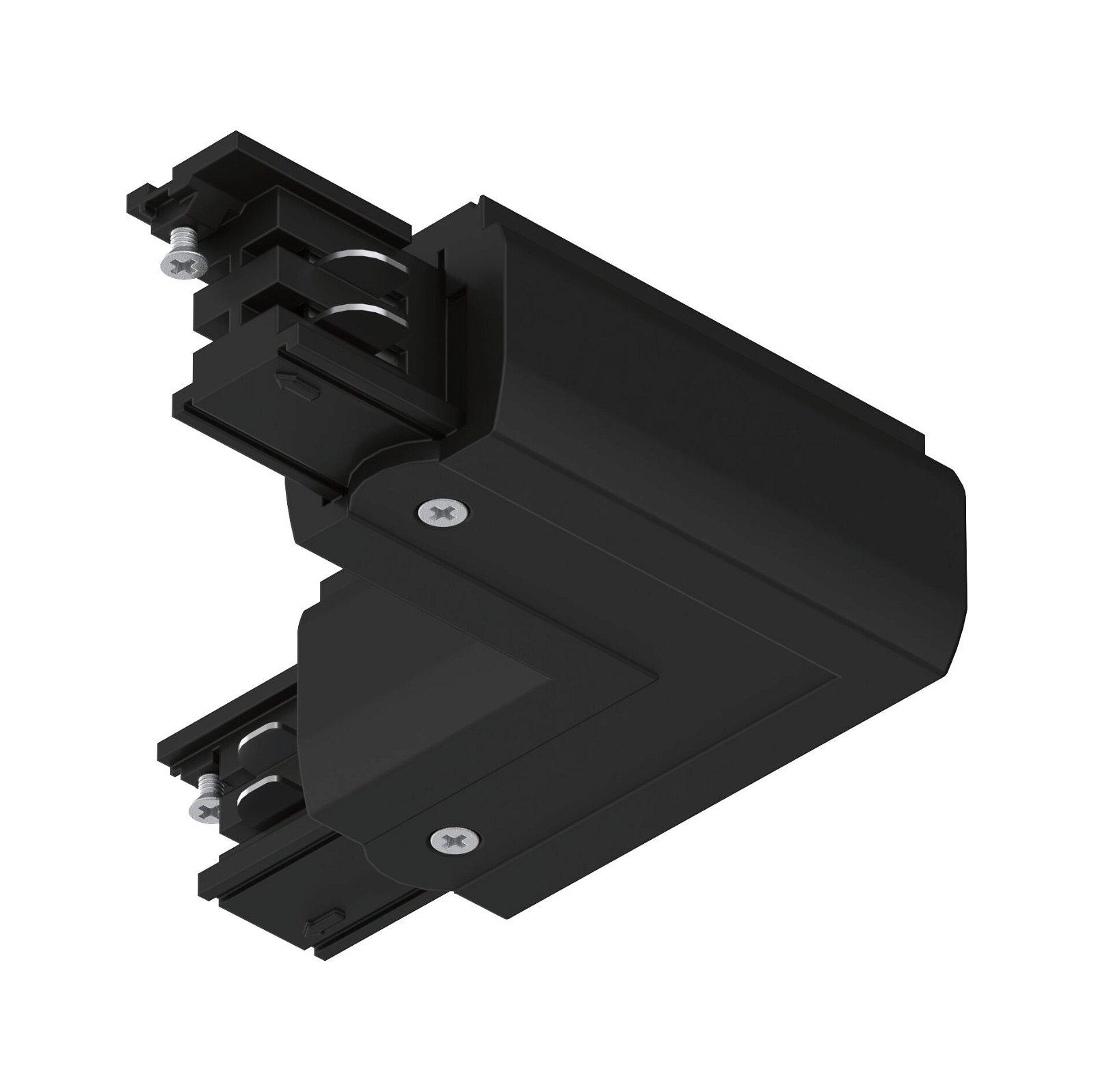 ProRail3 Verbinder L-Stück Innen 101x101mm max. 3.680W Schwarz