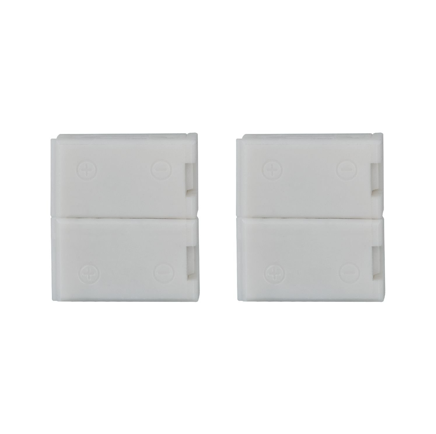 YourLED ECO Verbinder 13,5x14mm max. 60W Weiß