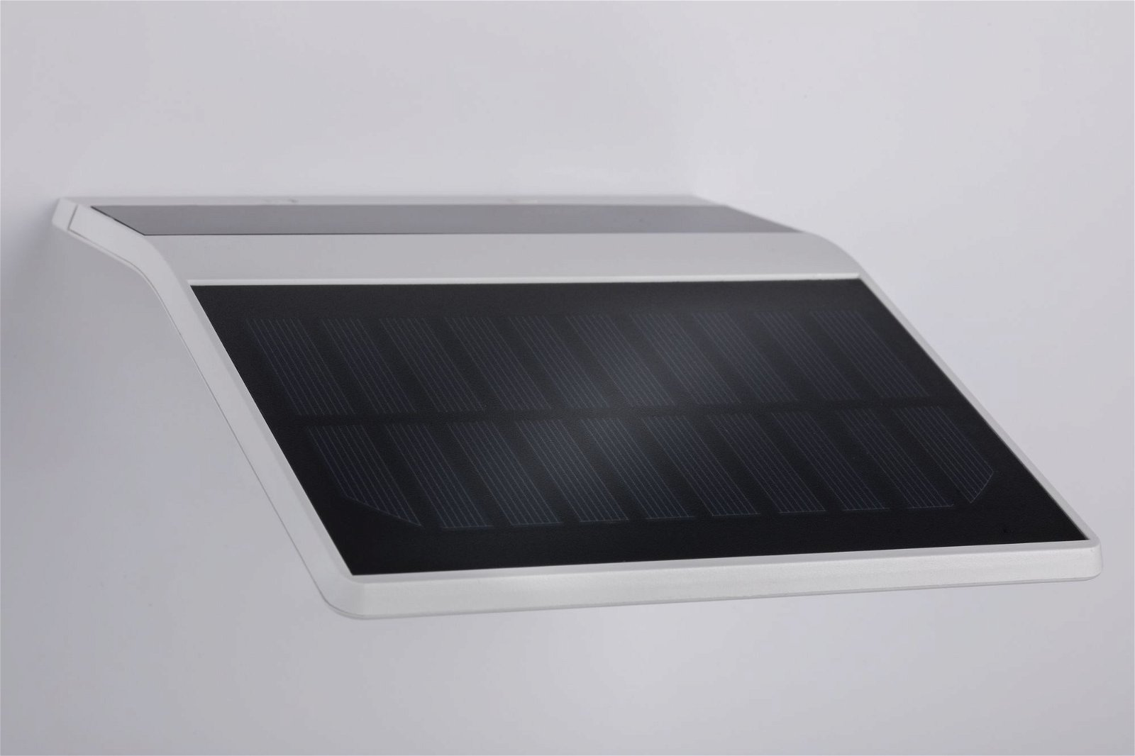 Solar LED Hausnummernleuchte Yoko IP44 3000K 145lm Weiß