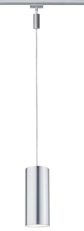URail LED Pendel Barrel 370lm 6W 2700K 230V Chrom matt/Alu eloxiert