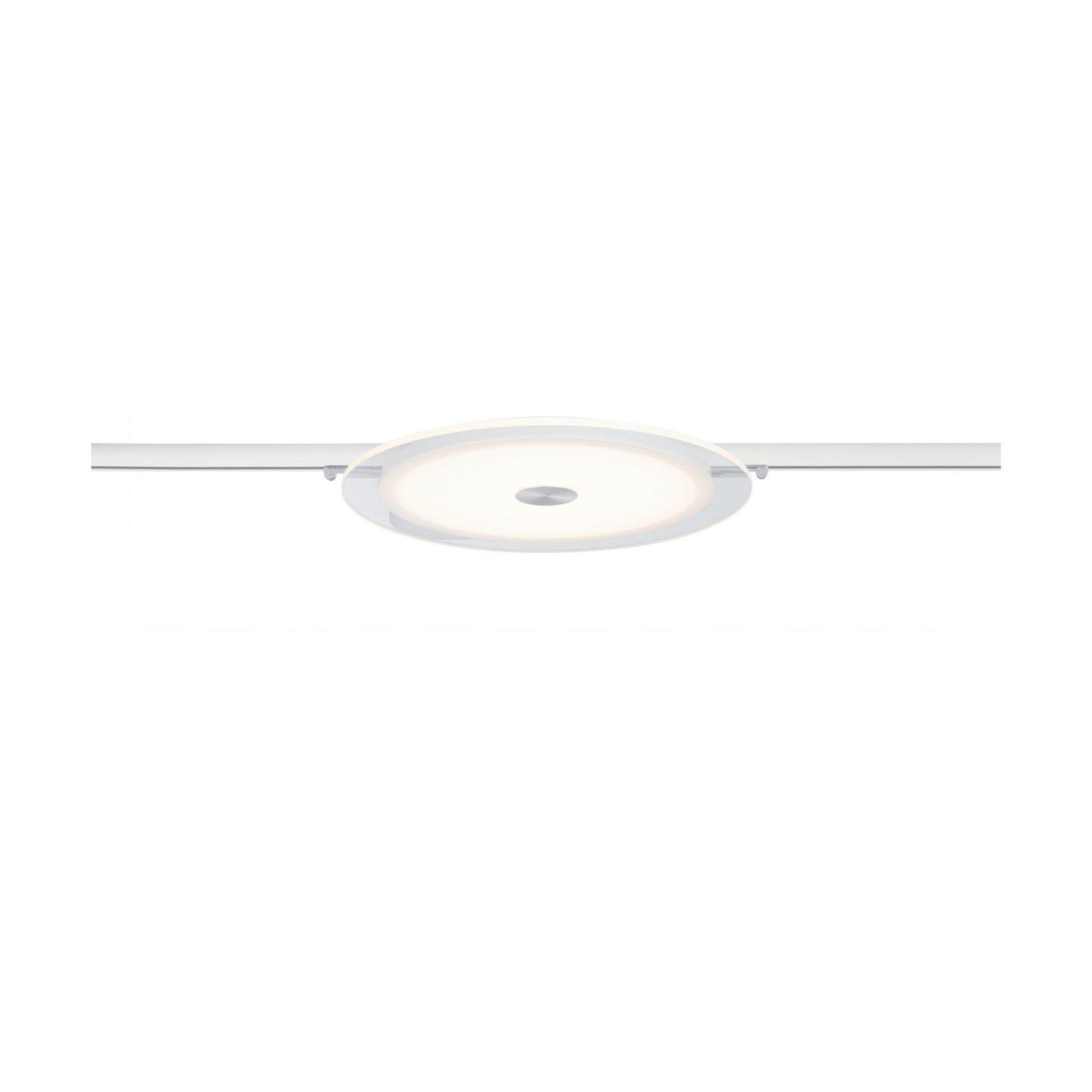 NanoRail LED Panel Luno 6,5W Weiß matt