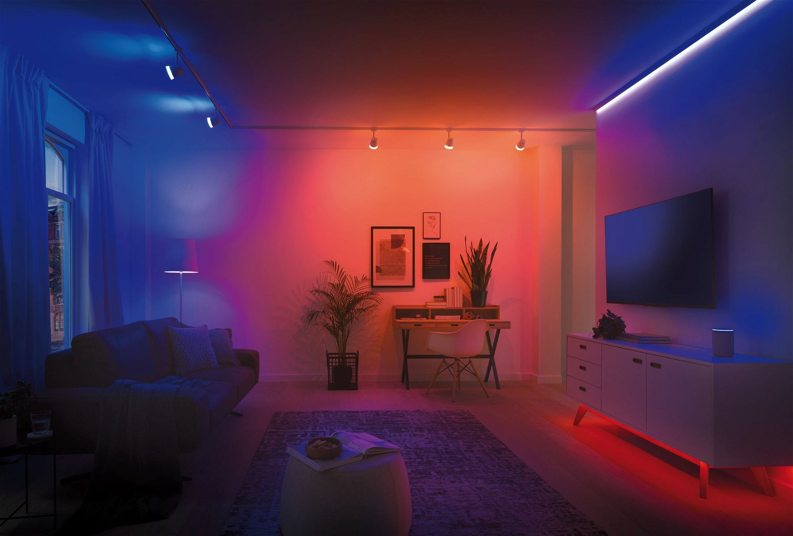 Flaex LED Strip RGB 5m beschichtet 18W 536lm RGB 24VA
