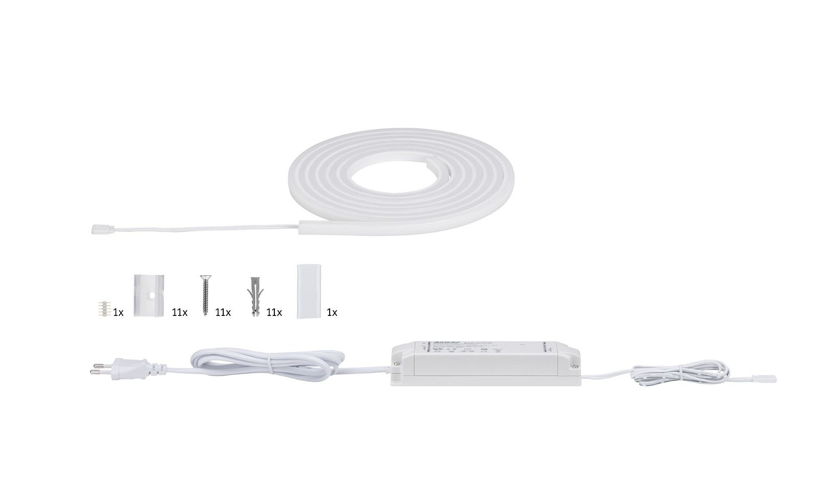 MaxLED Flow Strip LED Blanc chaud 3m 37W 3000lm 2700K 50VA