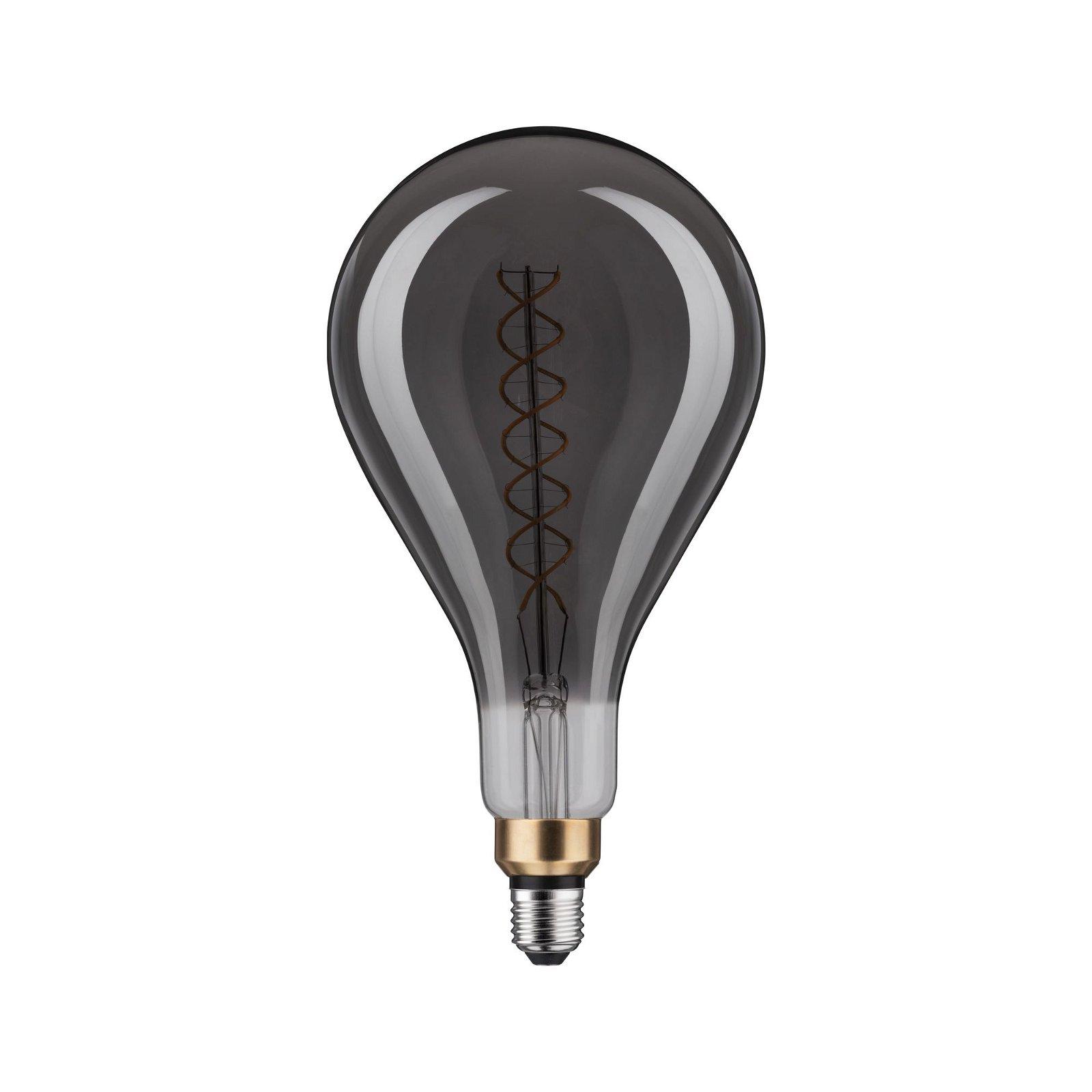 1879 LED BigDrop E27 230V 300lm 7W 2700K Rauchglas