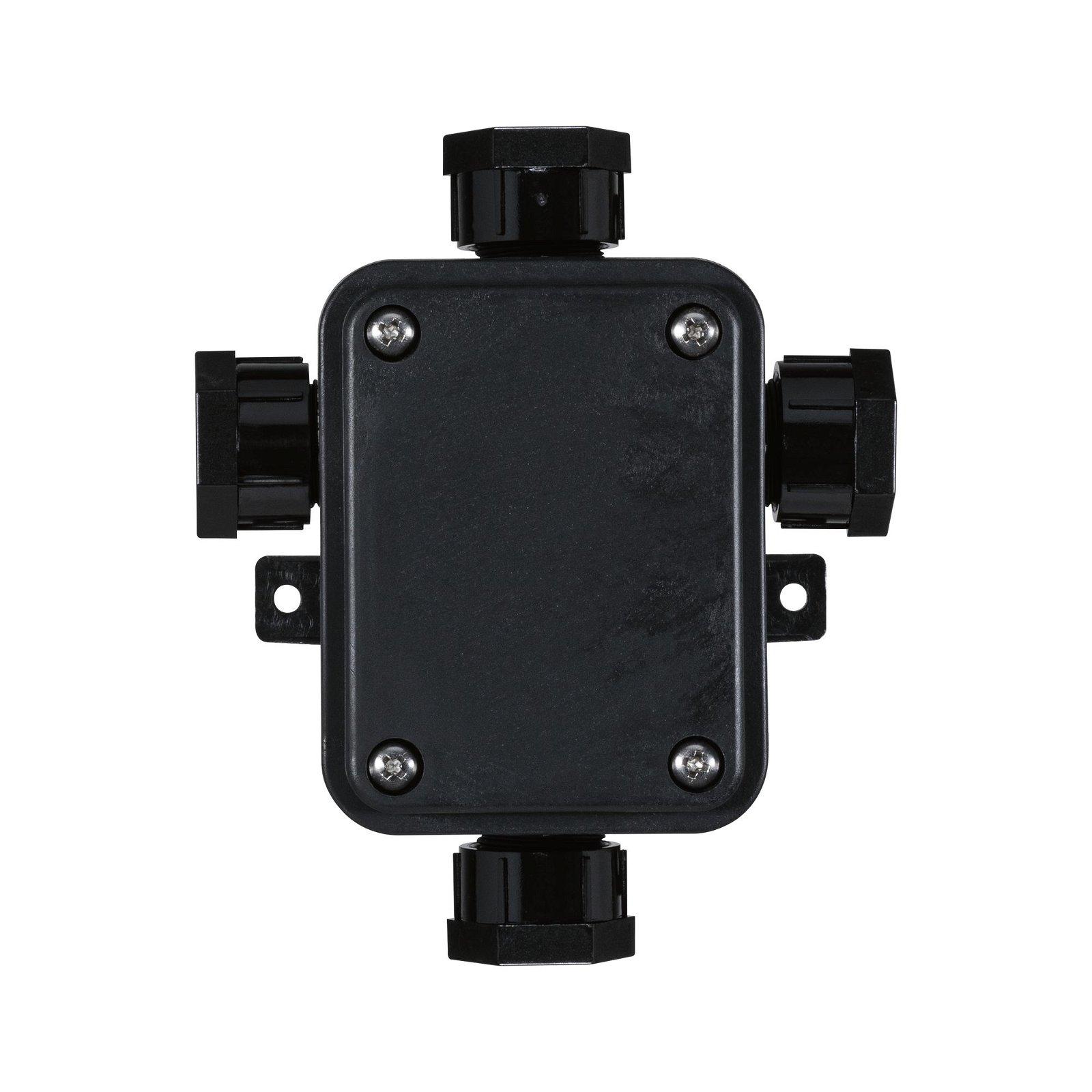 Special Line Boîtier de connexion Diamètre de câble de 6à 12mm IP67 Noir