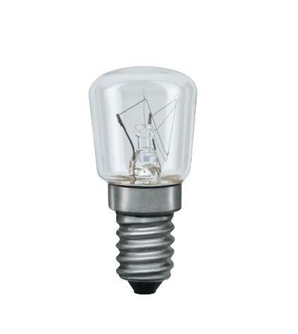 Ampoule à incandescence E14 230V 43lm 7W 2300K Clair