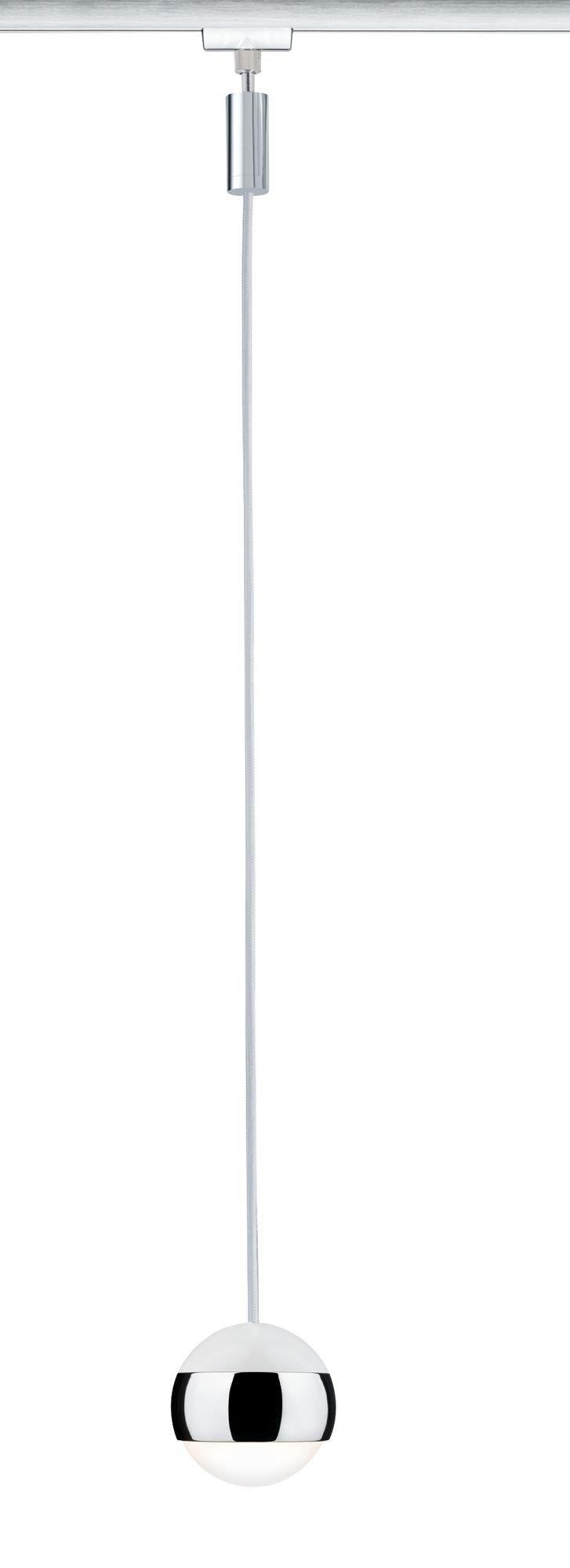 VariLine LED Pendel Capsule II 6W Chrom/Weiß matt
