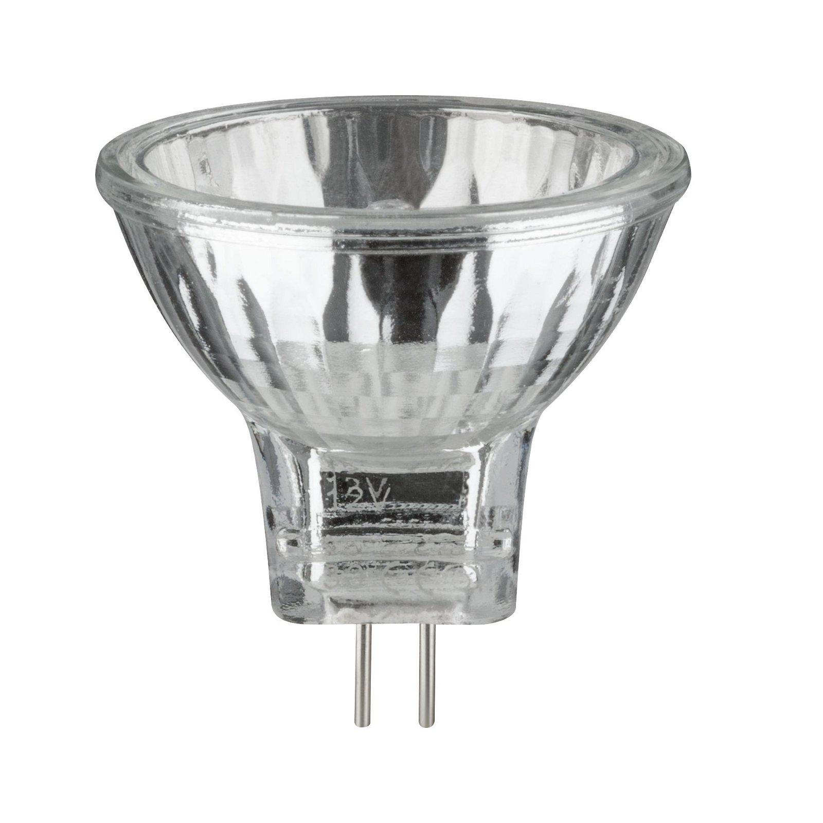 Halogen Reflektor Security 3er-Set Silber 3x35W GU4