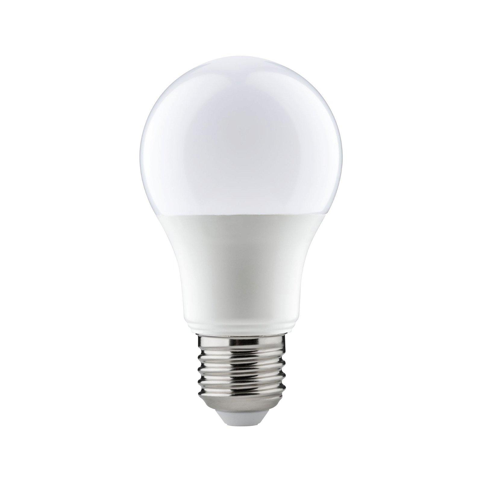 LED Birne 1er-Pack E27 230V 806lm 9W 2700K Opal
