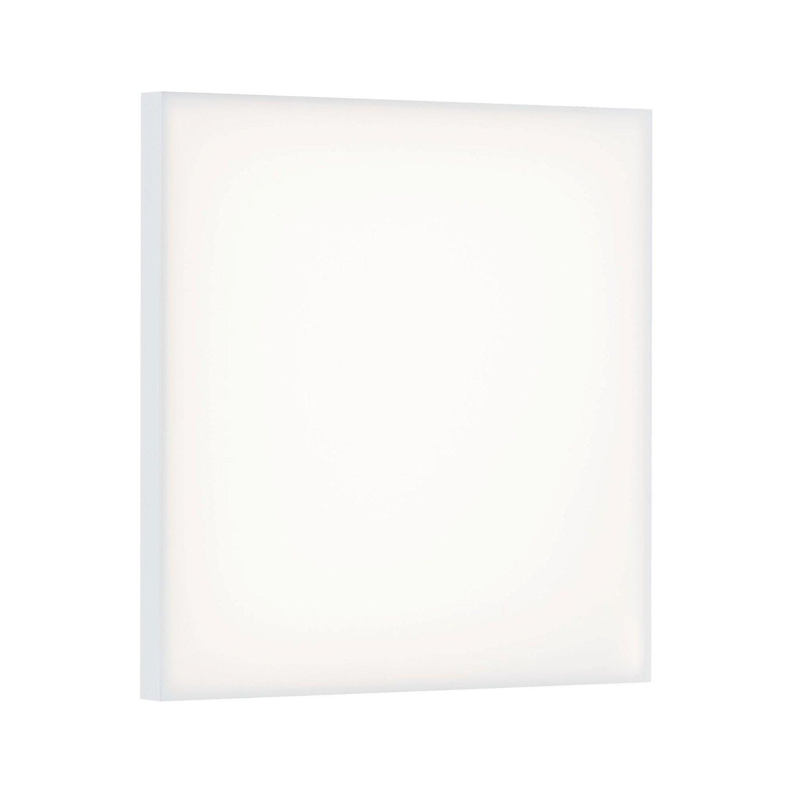 LED Panel Velora square 295x295mm 2100lm 3000K Matt white