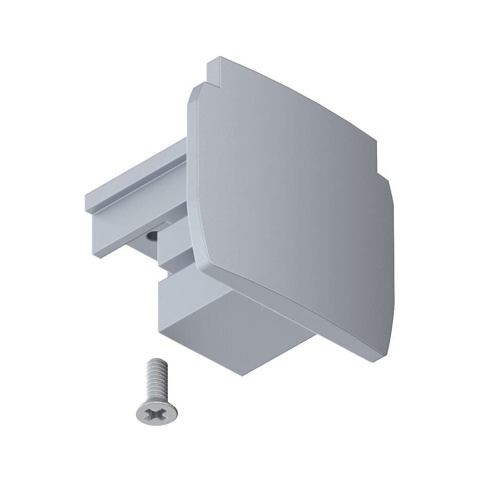 ProRail3 Verbinder Endkappe 1er-Pack 35x31,5mm Silber