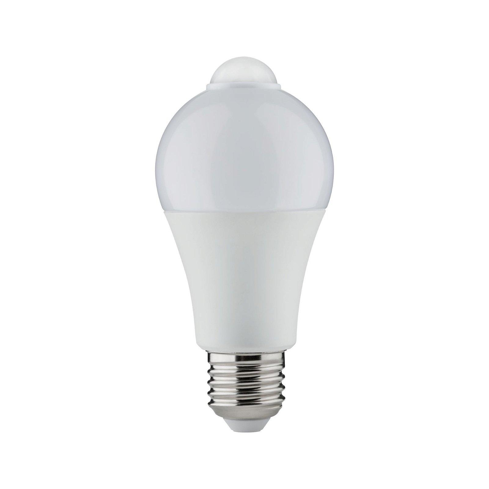 LED Standard avec détecteur de proximité 6,5W E27 Blanc chaud