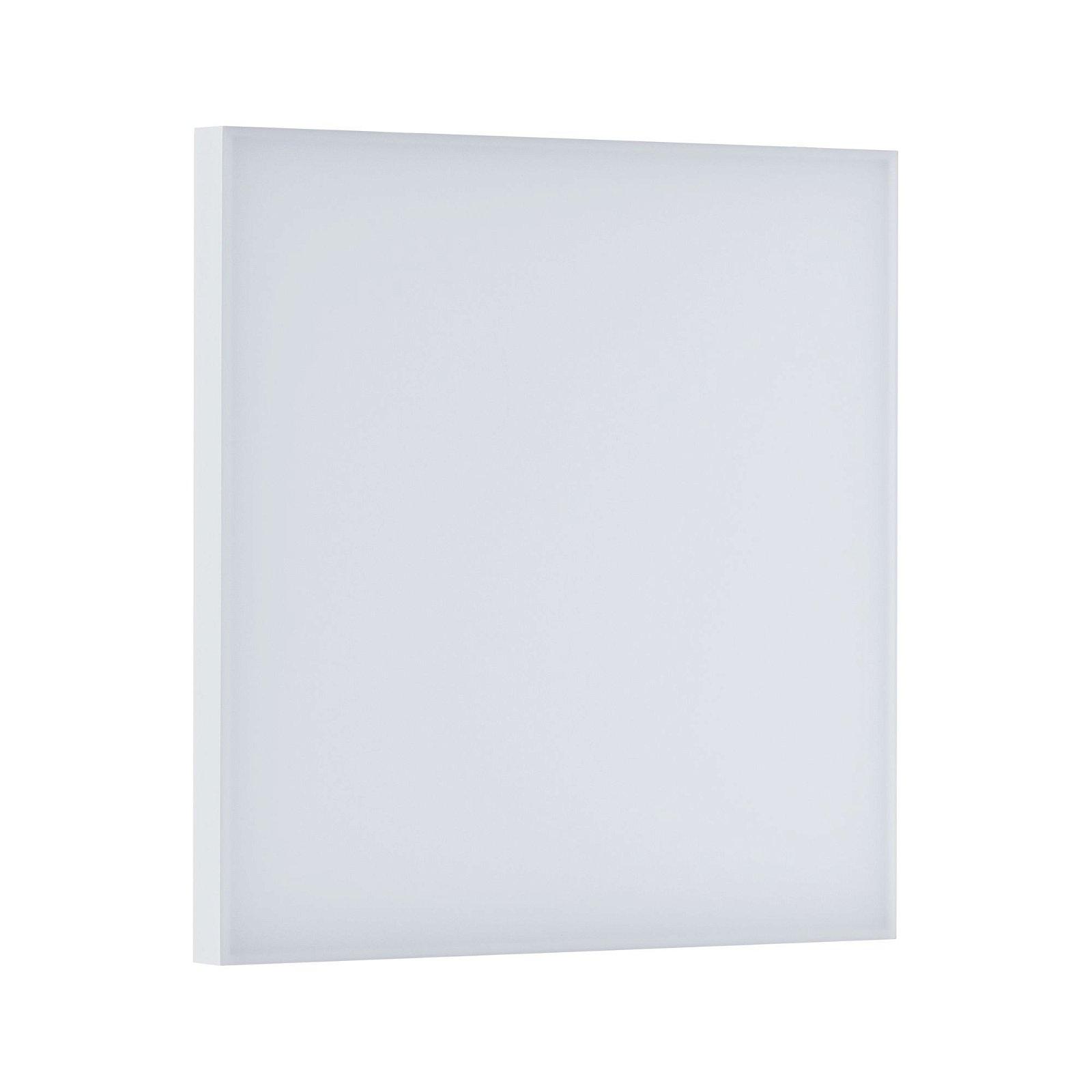 Panneau LED Velora carré 300x300mm 1860lm 3000K Blanc dépoli
