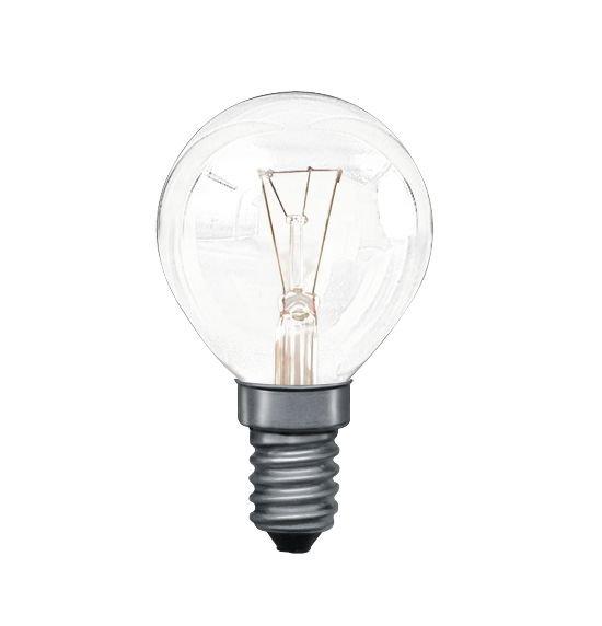 Ampoule à incandescence Lampe de four 300° E14 230V 185lm 25W 2300K 300° Clair