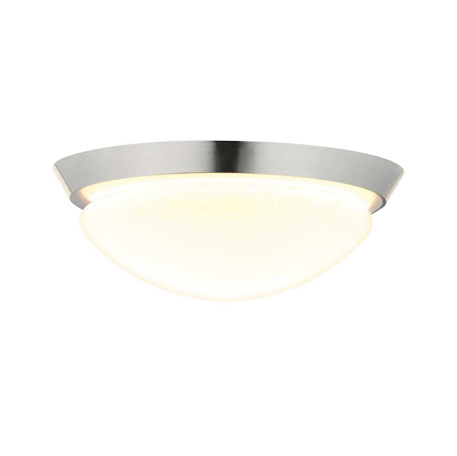 Deckenleuchte Ixa IP44 Eisen/Weiß ohne Leuchtmittel, max. 18W E27