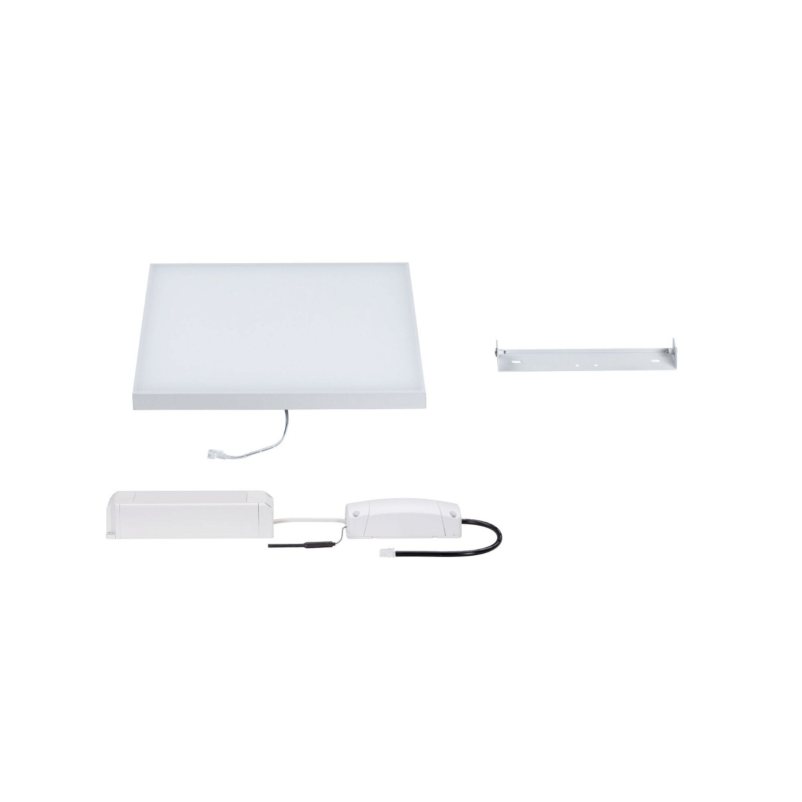LED Panel Smart Home Zigbee Velora eckig 295x295mm Tunable White Weiß matt