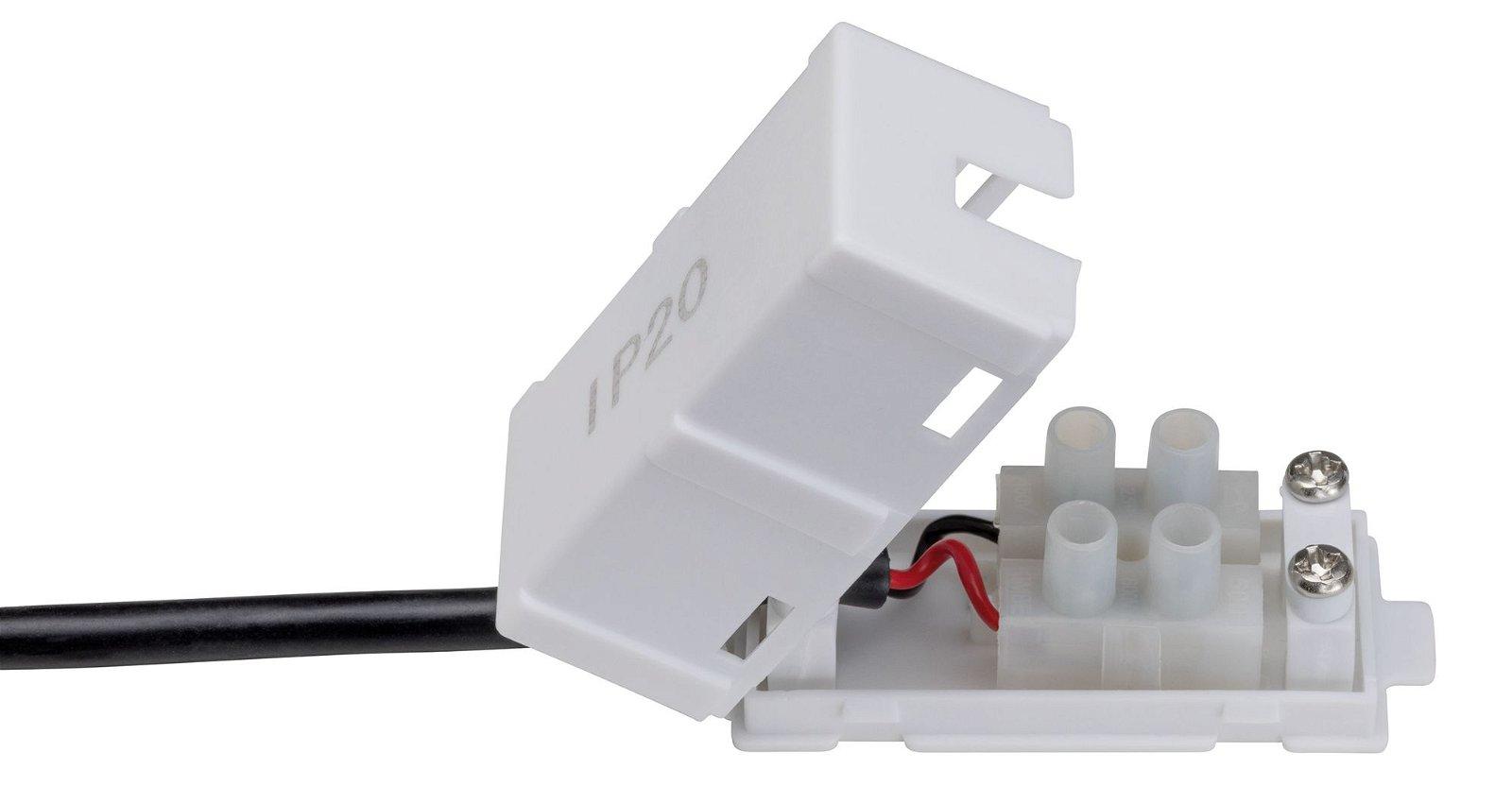 Spot encastré LED Blanc chaud Luminaire individuel fixe IP44 rond 80mm Coin 7W 380lm 230V 2700K Alu tourné/Satiné