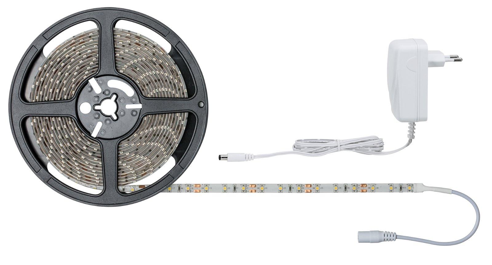 SimpLED LED Strip Warmweiß 5m beschichtet 17W 192lm/m 60LEDs/m 3000K 18VA