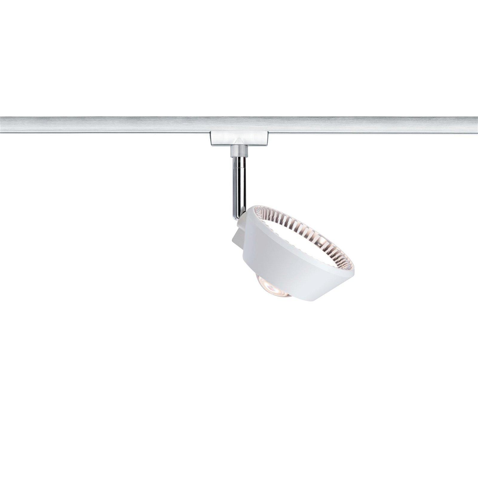 VariLine LED Spot Sabik 9 / 1x4W Weiß matt/Chrom