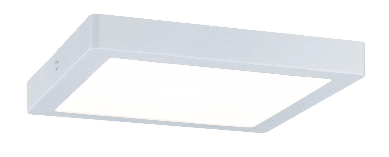 LED Panel Abia eckig 300x300mm 3200lm 2700K Weiß matt