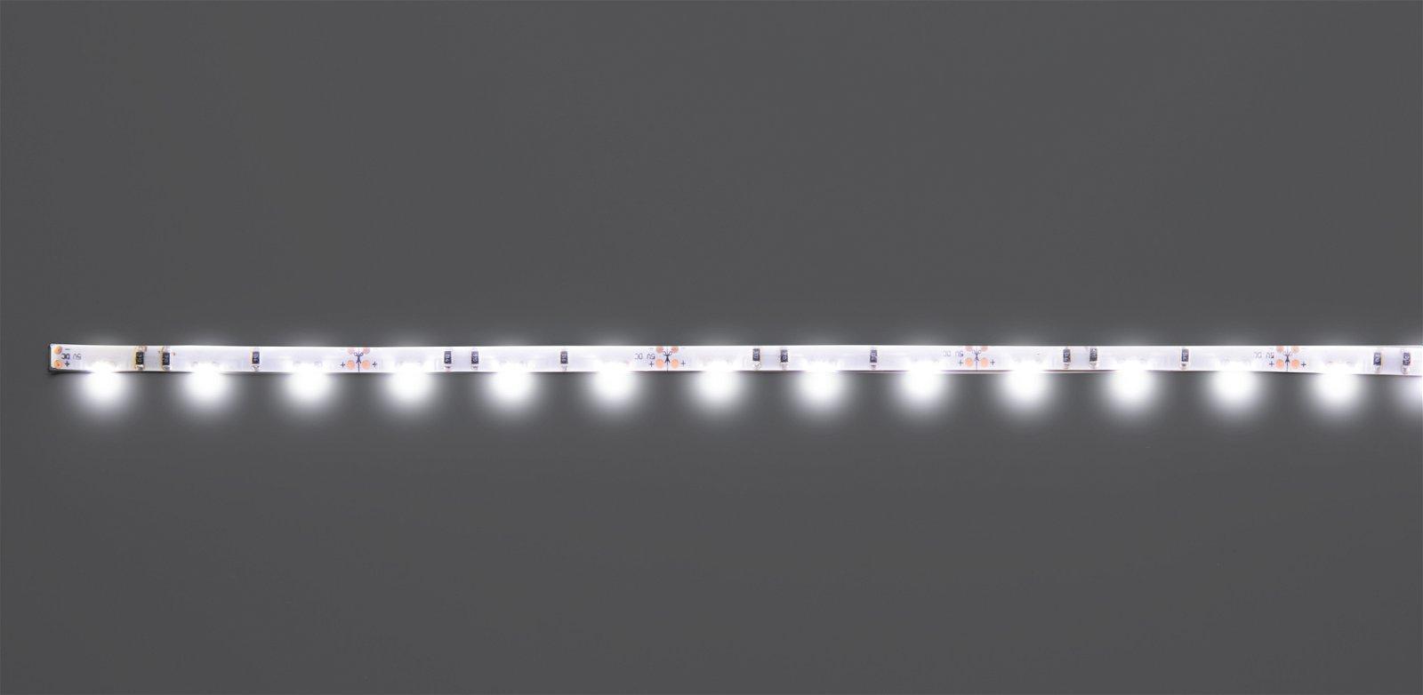 USB LED Strip 0,3m 1,5W 200lm/m 6000K
