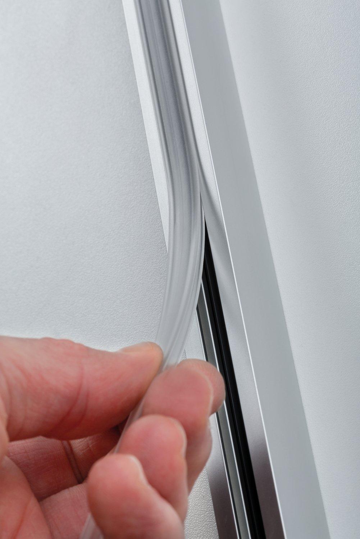URail/VariLine/NanoRail Zubehör Abdeckung 0,7m Transparent
