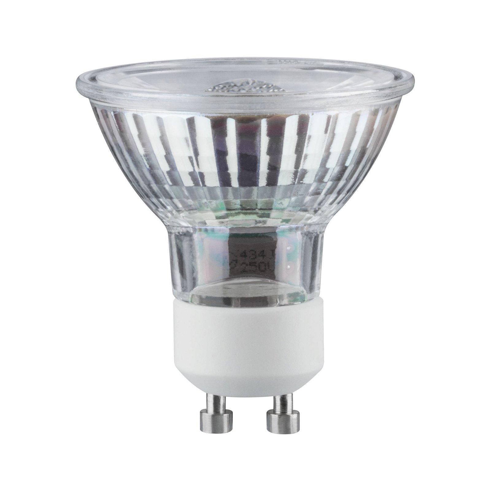 LED glasreflector 5,3 W GU10 230 V 2700 K