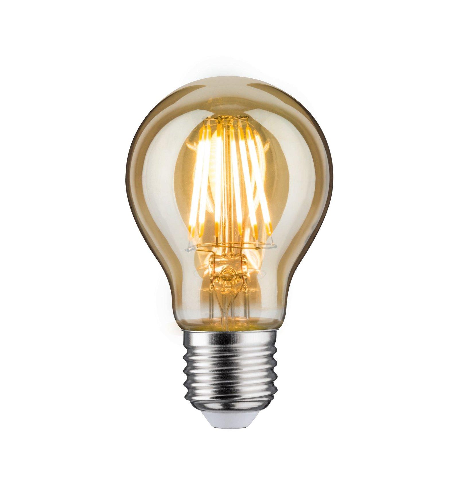 1879 Ampoule LED E27 230V 500lm 6W 1700K Doré