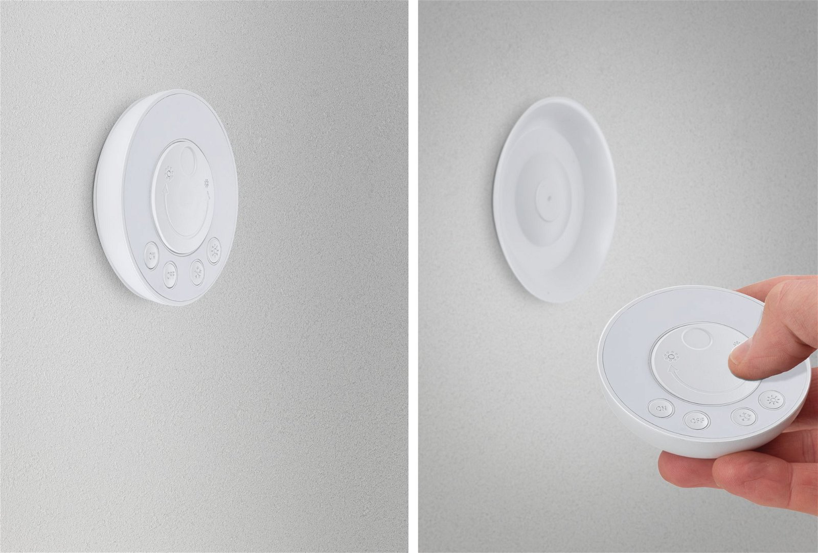 Clever Connect Toebehoren Switch Bowl Wit mat