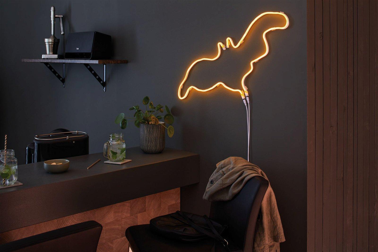 Strip USB LED Orange 1m 4,5W 10lm