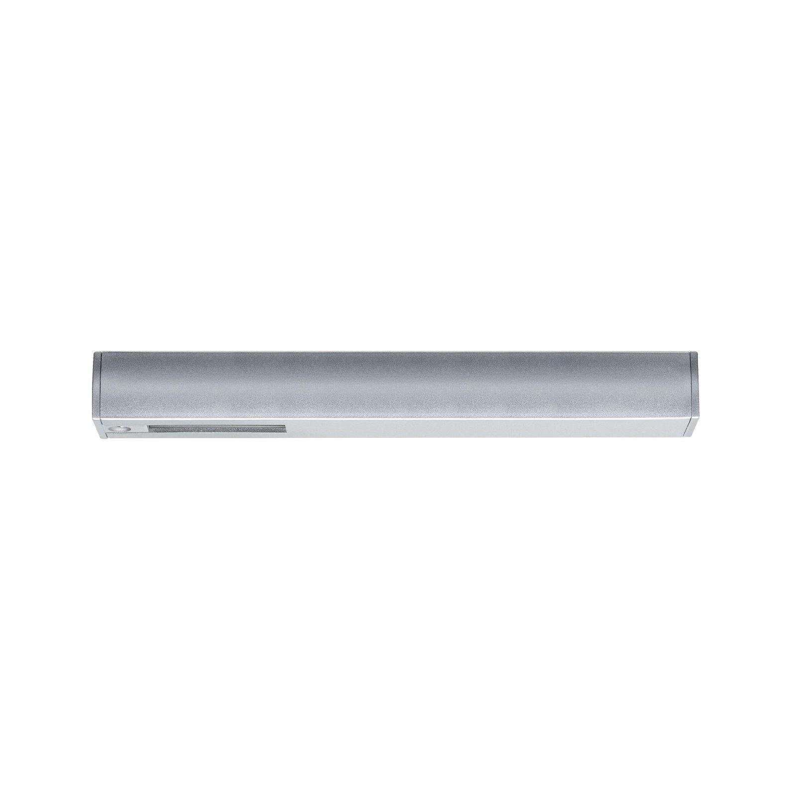 URail Einspeisung Ende 161x18mm max. 1.000W Chrom matt