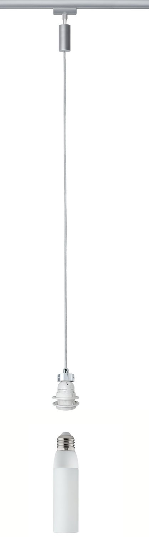 URail Pendel 2Easy E27 5,5W 230V Chrom matt