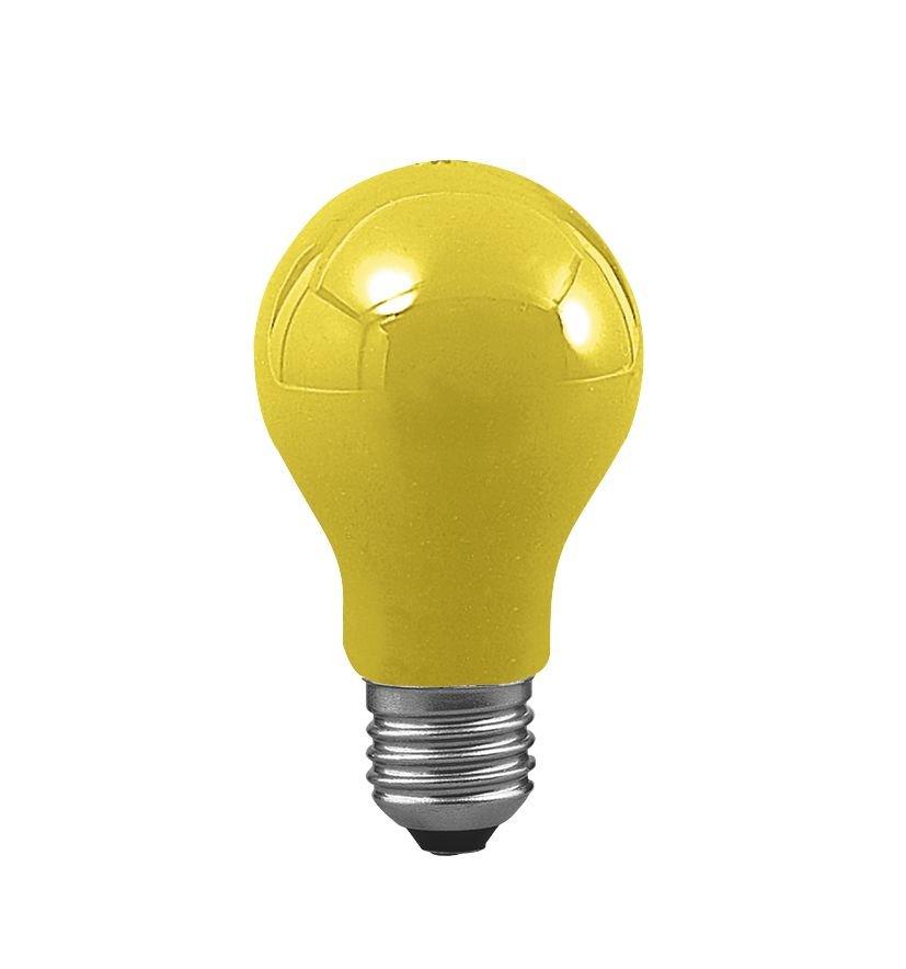 Glühbirne E27 230V 65lm 40W Gelb