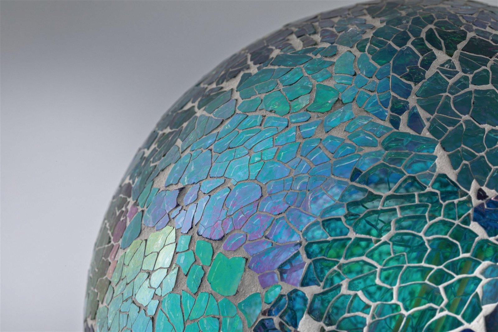 Miracle Mosaic Edition LED Globe E27 230V 470lm 5W 2700K Multicolor