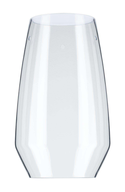 URail Schirm Vento 2Easy 170mm Klar
