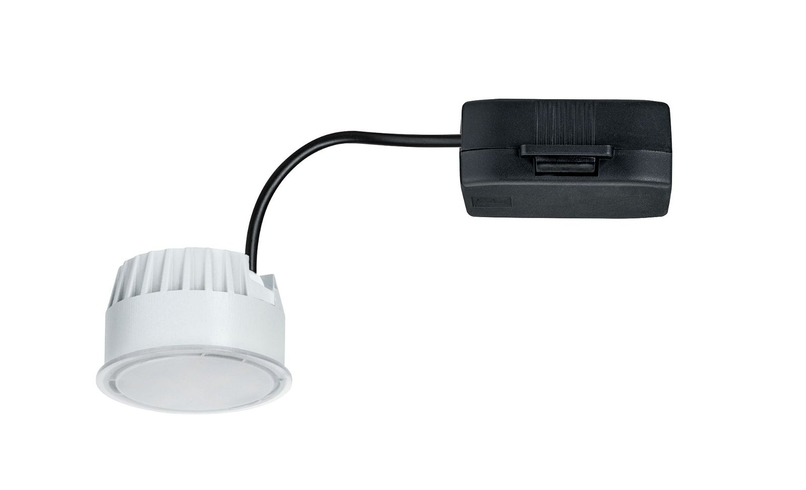 LED Module recessed luminaire Nova round 51mm Coin 6,5W 460lm 230V 2700K Satin