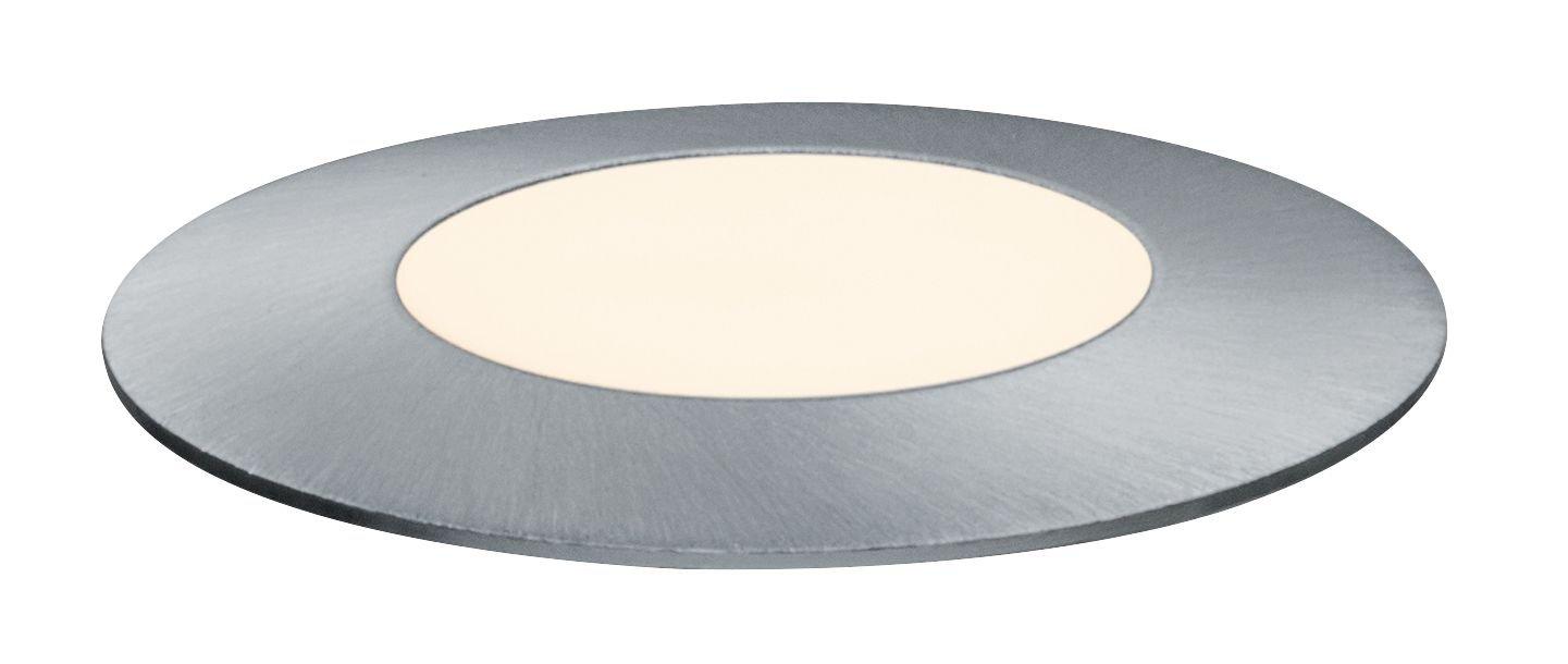 Plug & Shine LED-grondinbouwlamp Floor Mini Losse spot IP65 3000K 2,5W Zilver