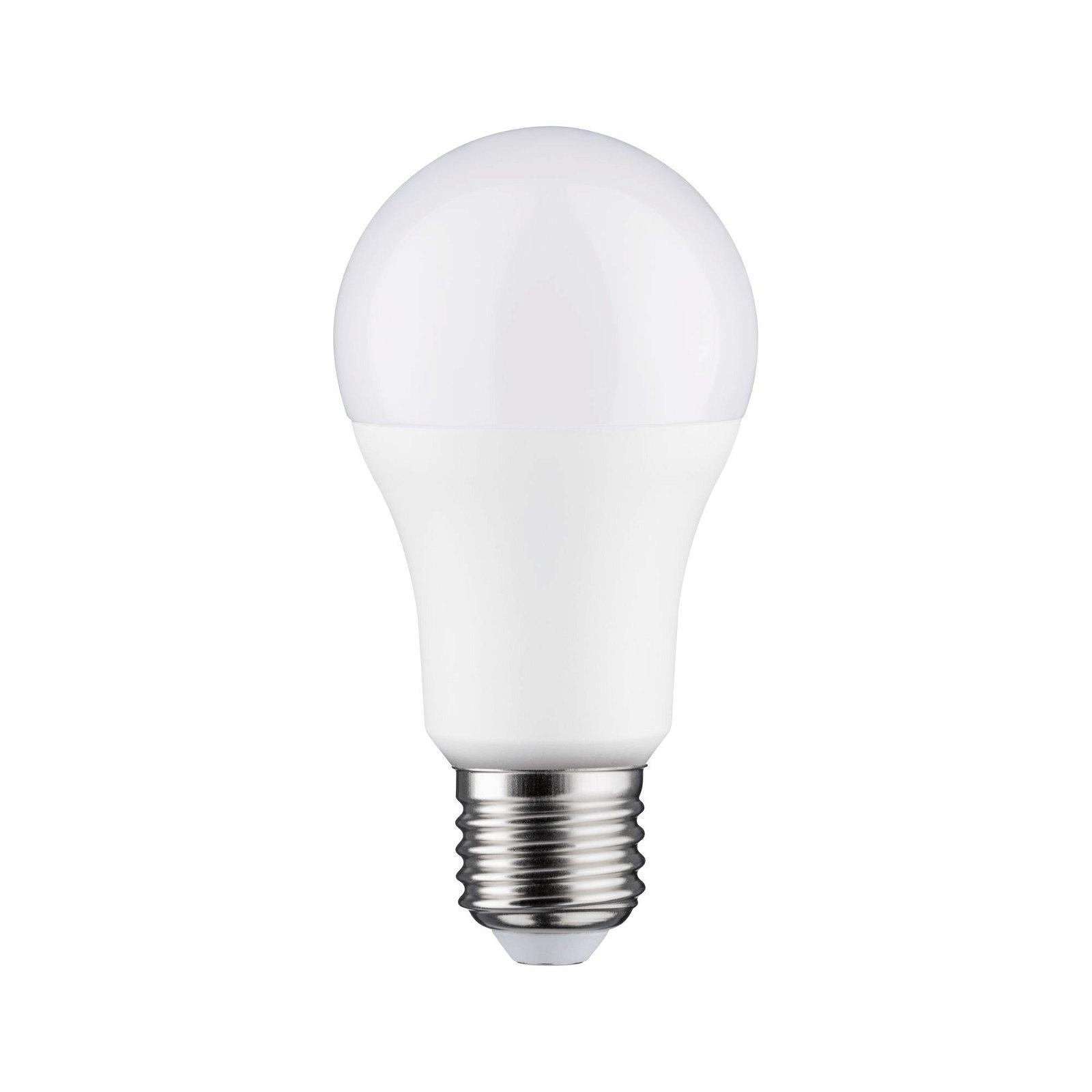 LED Birne Smart Home Zigbee E27 230V 806lm 9,3W RGBW Matt