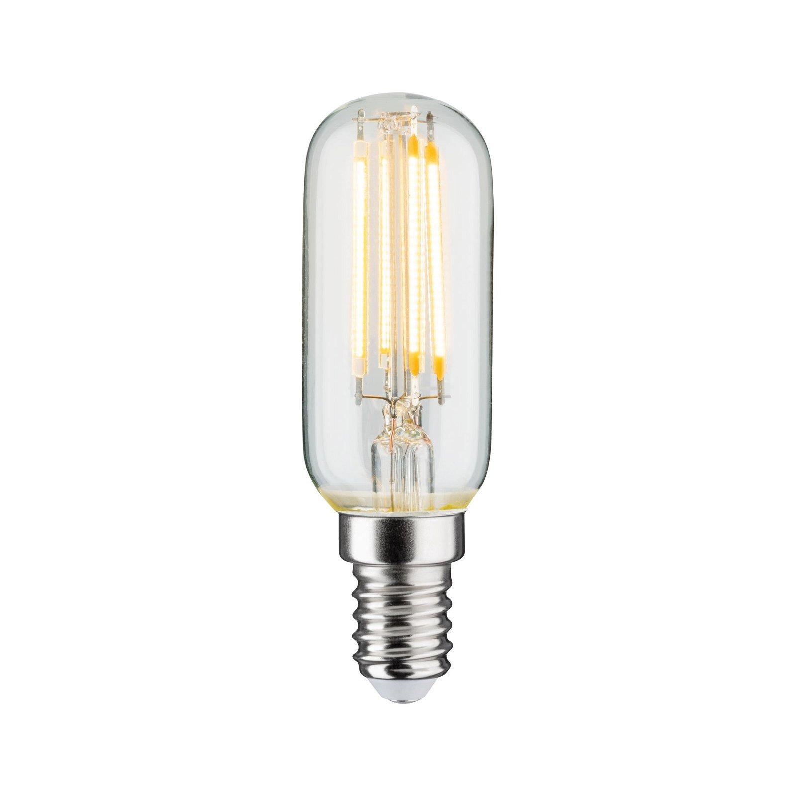 LED Röhre Filament E14 230V 470lm 4,8W 2700K Klar
