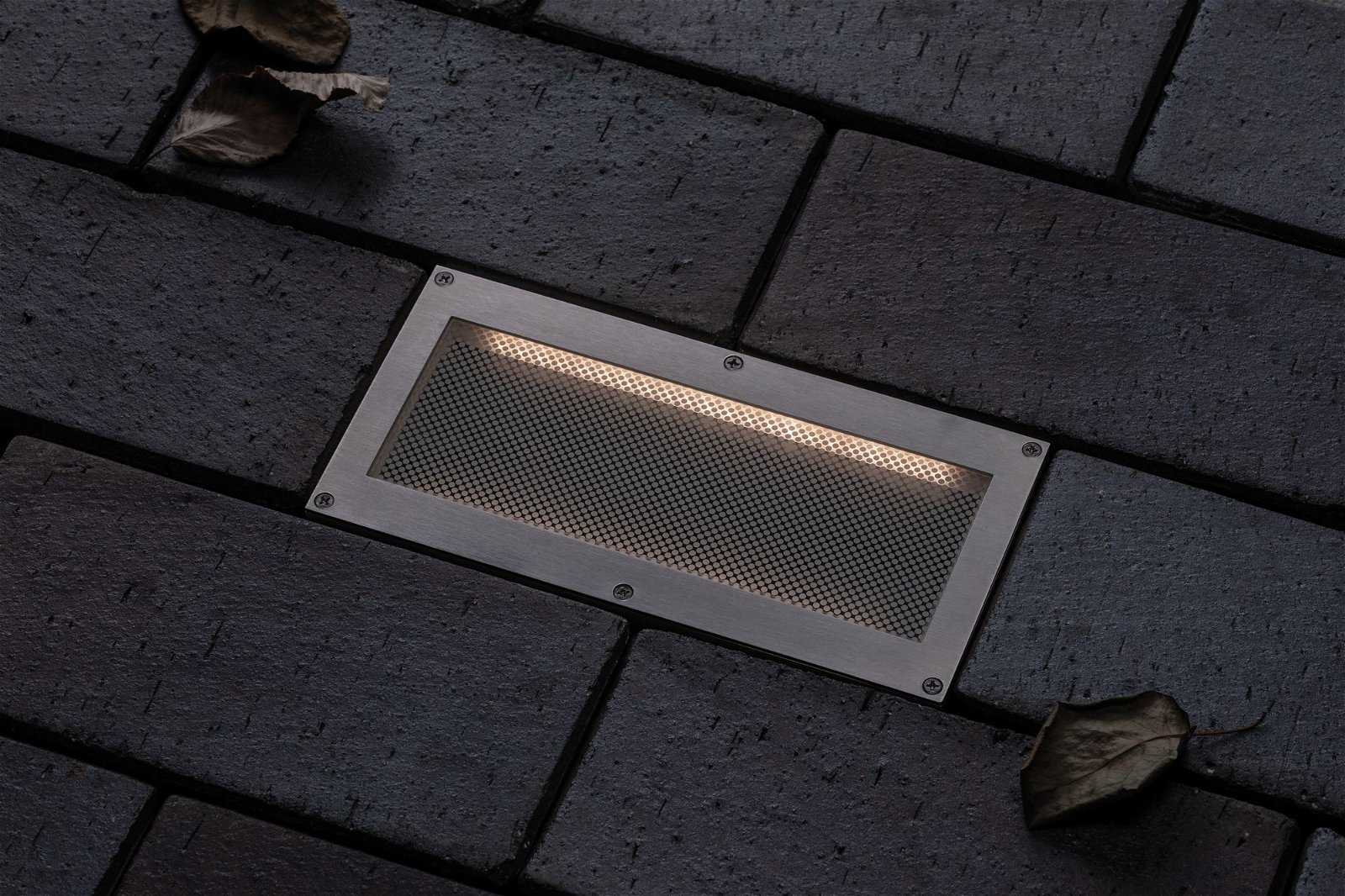 Solar LED-grondinbouwlamp Aron Bewegingsmelder IP67 3000K 160lm Wit
